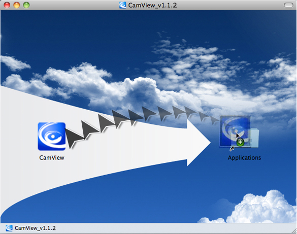 CamView Install for Mac