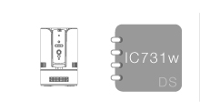 IC731w Data Sheet