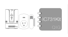 IC731z Kit QIG